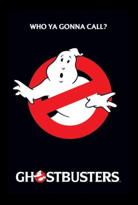 Ghostbusters 1984 poster image
