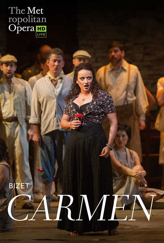 The Metropolitan Opera: Carmen