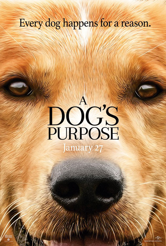 Dog's Purpose, A Poster