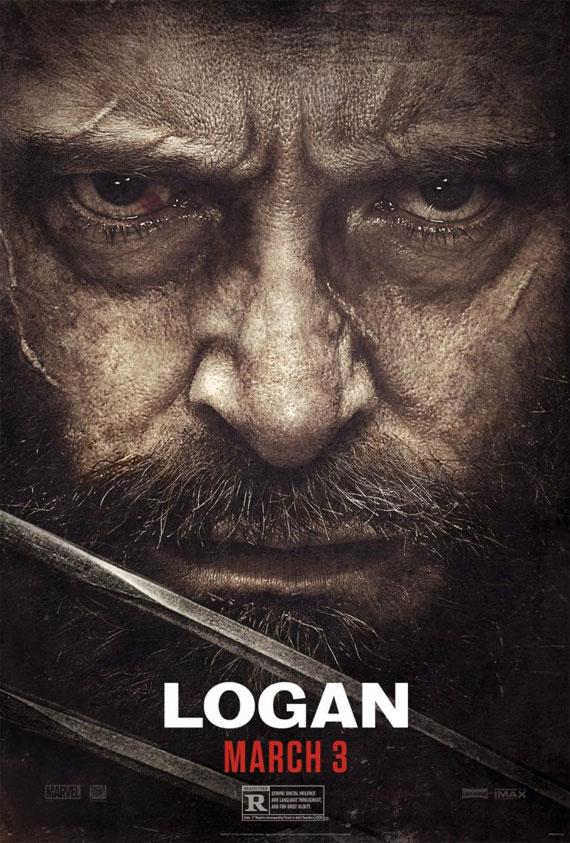 Logan 3D Poster