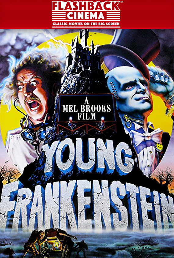 Young Frankenstein (1974) - Event Poster