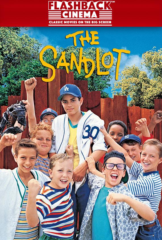 Sandlot, The Poster