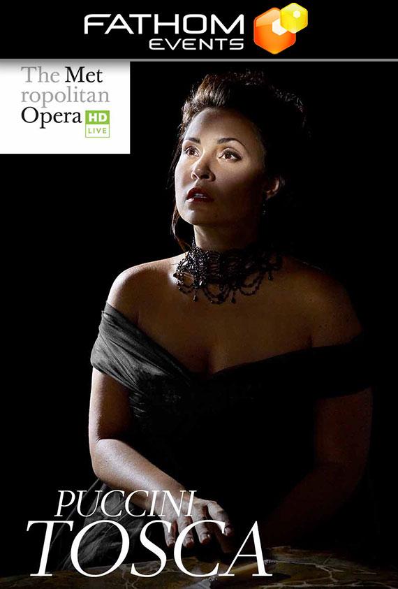 The Metropolitan Opera: Tosca Poster