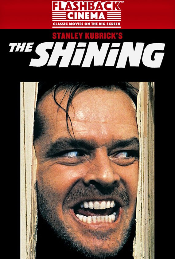 Shining, The poster image