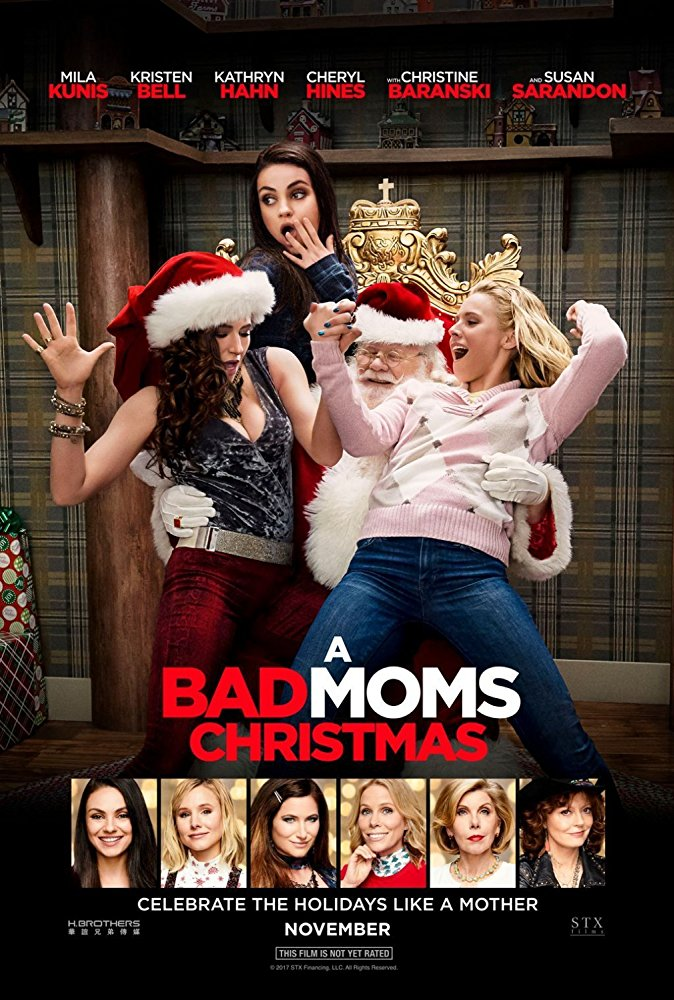Bad Moms Christmas Poster
