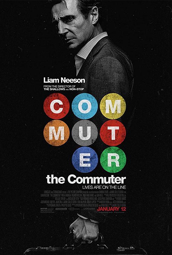 Commuter, The GTX Poster