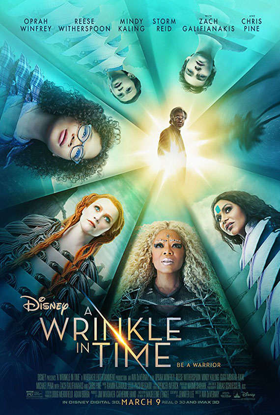 Wrinkle In Time, A Poster
