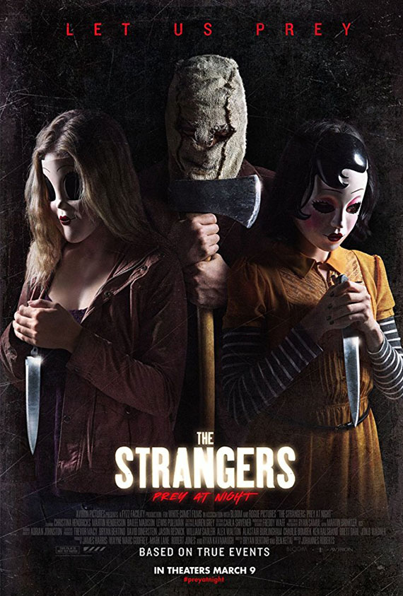 Strangers: Prey At Night Poster