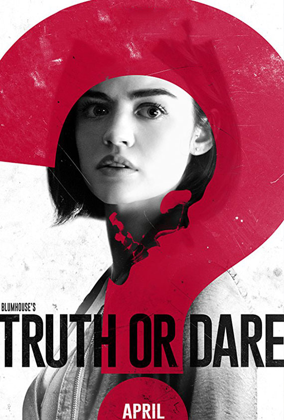 Blumhouse's Truth Or Dare Poster