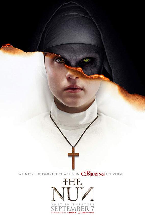 Nun, The Poster