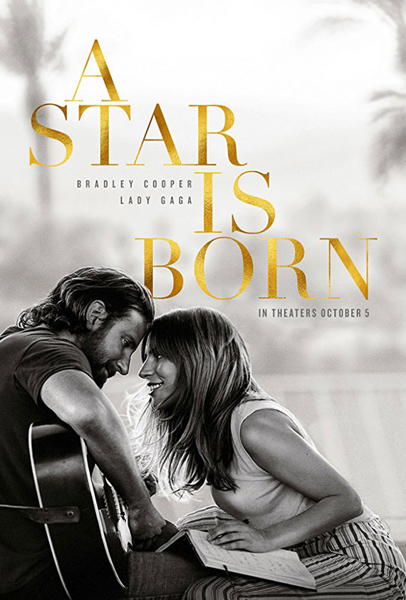 Star Is Born, A Poster