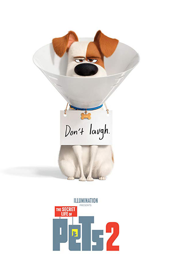 Secret Life of Pets 2, The Poster