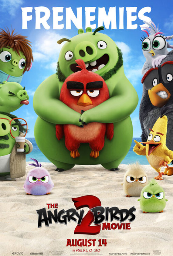 Angry Birds Movie 2, The