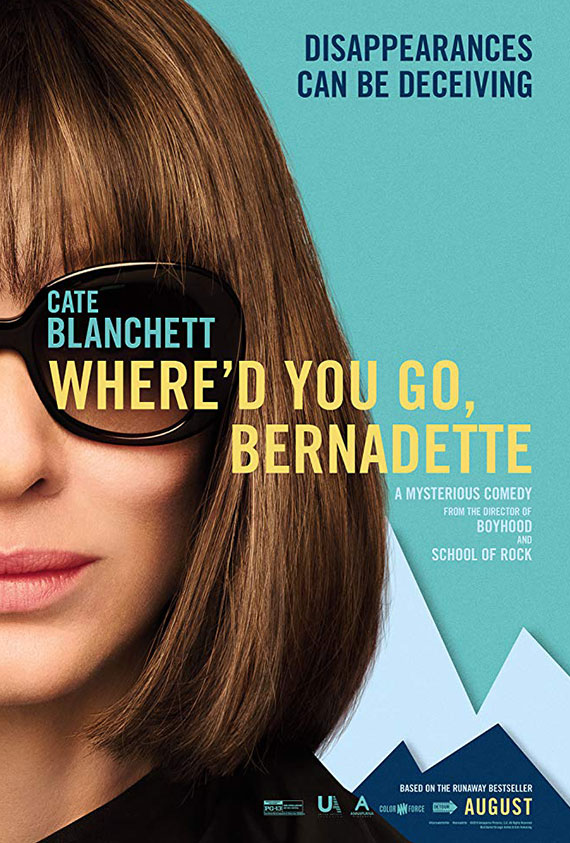 Where'd You Go Bernadette