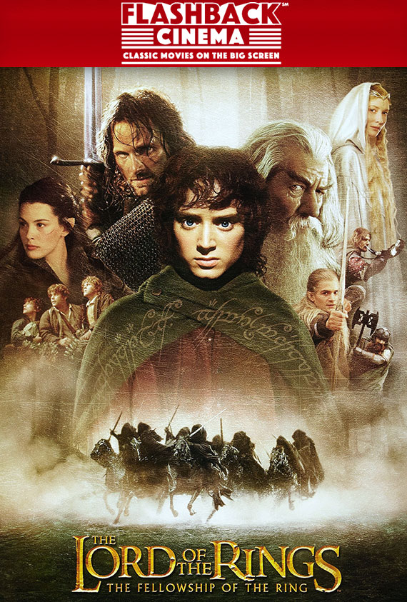 Lord of the Rings: The Fellowship of the Ring poster image