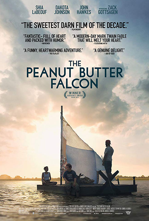 Peanut Butter Falcon, The Poster