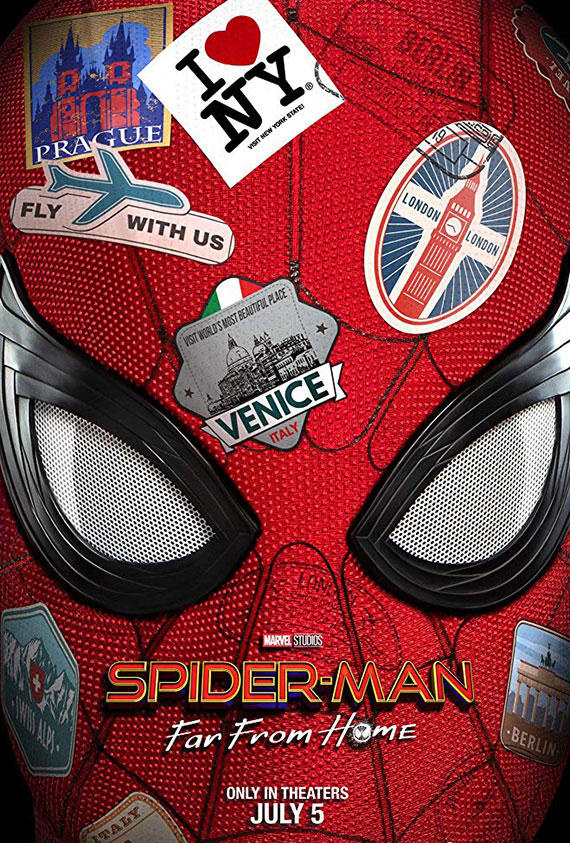 Spider-Man: Far From Home Extended Cut