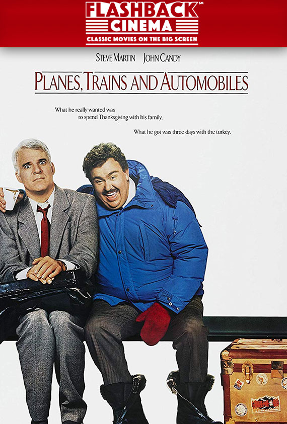 Planes, Trains, & Automobiles