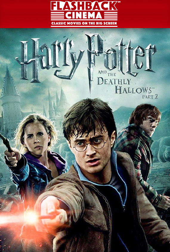 Harry Potter & the Deathly Hallows Part 2 Poster