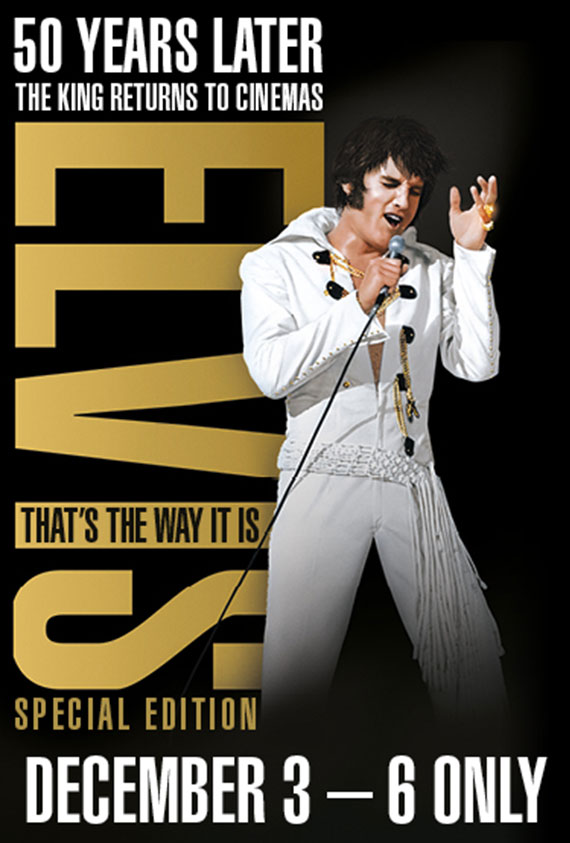 Elvis: That's the Way It Is poster image