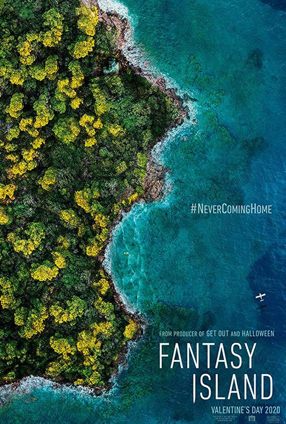Blumhouse's Fantasy Island Poster