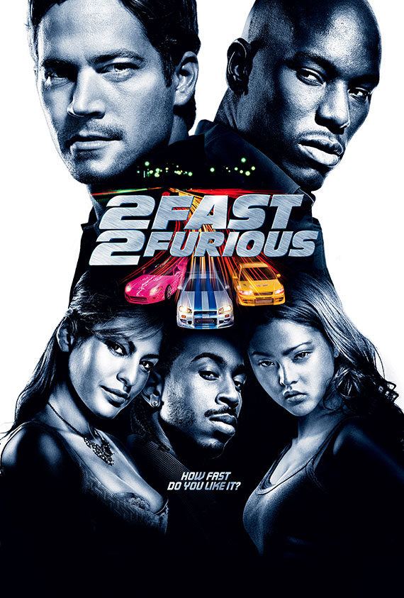 2 Fast 2 Furious poster image