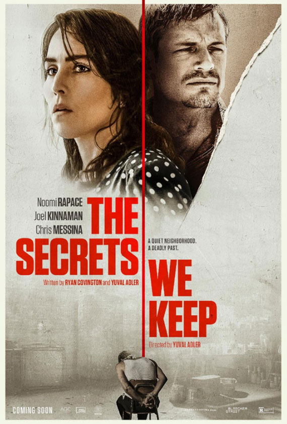 Secrets We Keep, The