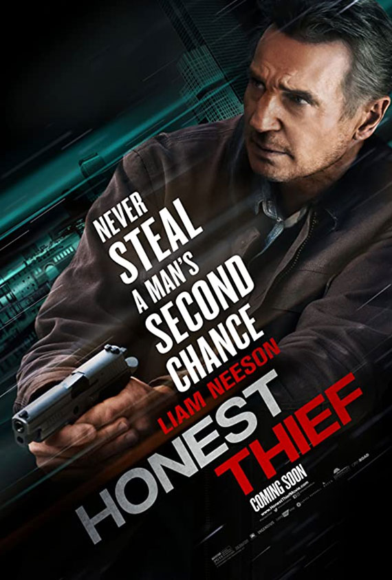 Honest Thief poster image