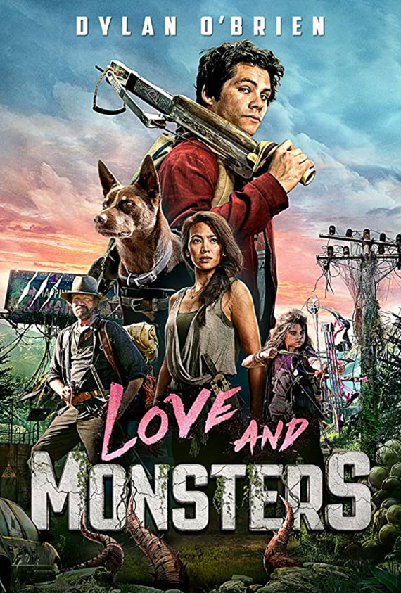 Love And Monsters poster image