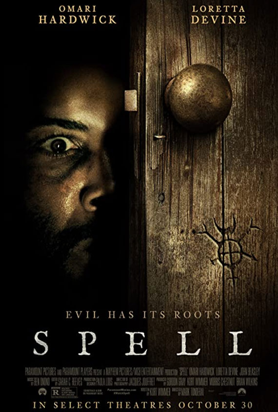 Spell poster image