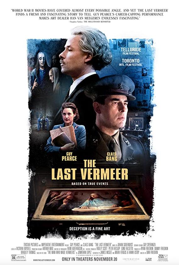 Last Vermeer, The poster image