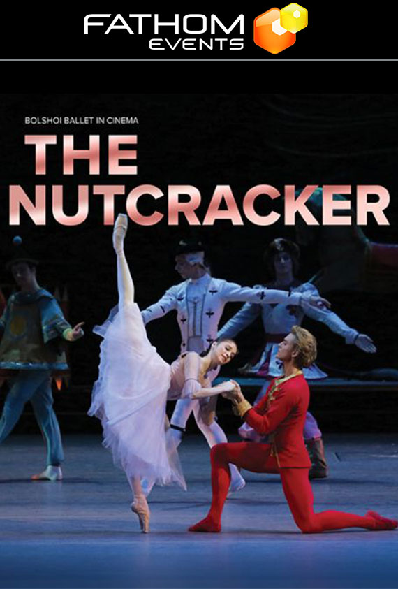 Bolshoi Ballet: The Nutcracker poster image