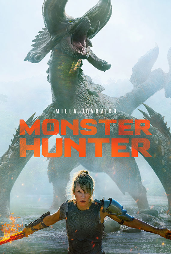 Monster Hunter poster image