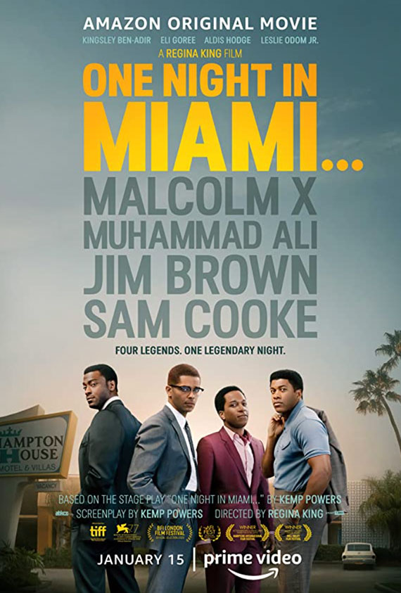 One Night In Miami poster image