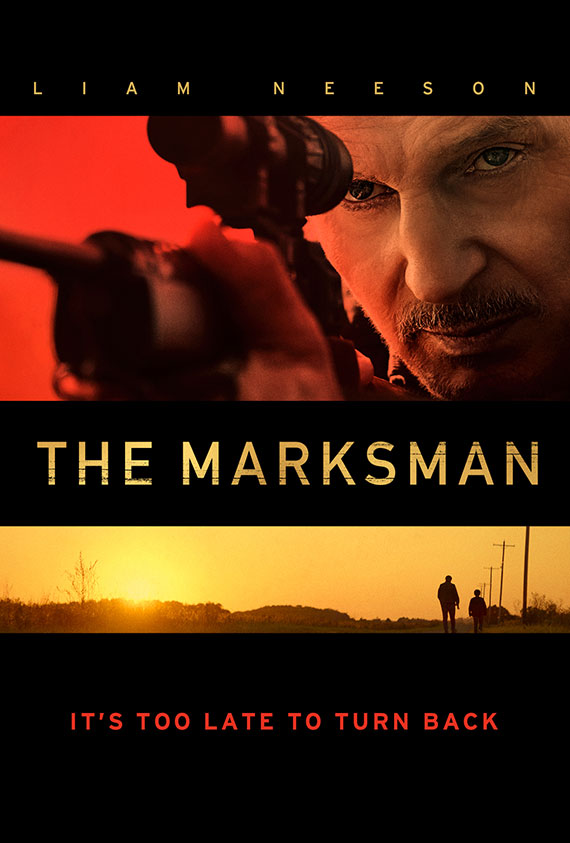 Marksman, The poster image