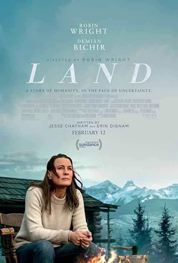 Land poster image