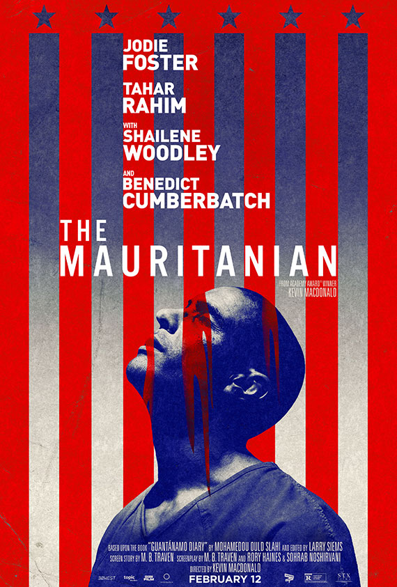 Mauritanian, The poster image