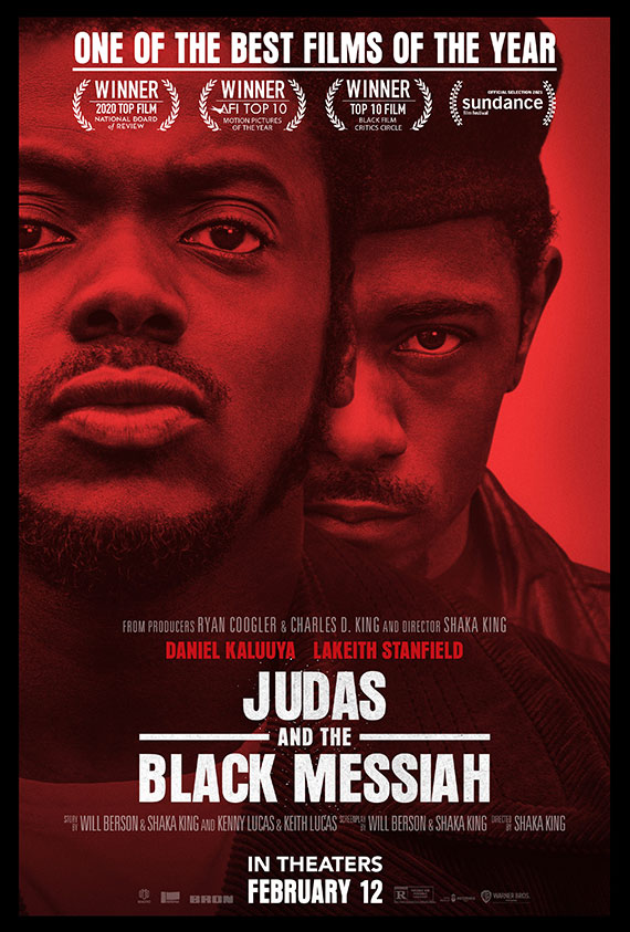 Judas And The Black Messiah poster image