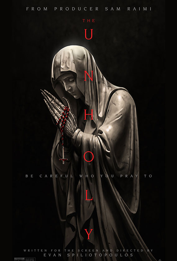 Unholy, The poster image