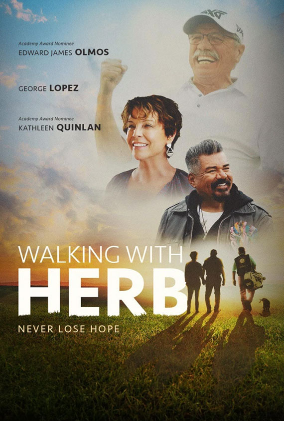 Walking With Herb poster image