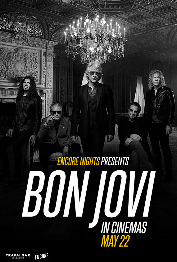 Bon Jovi From Encore Nights poster image
