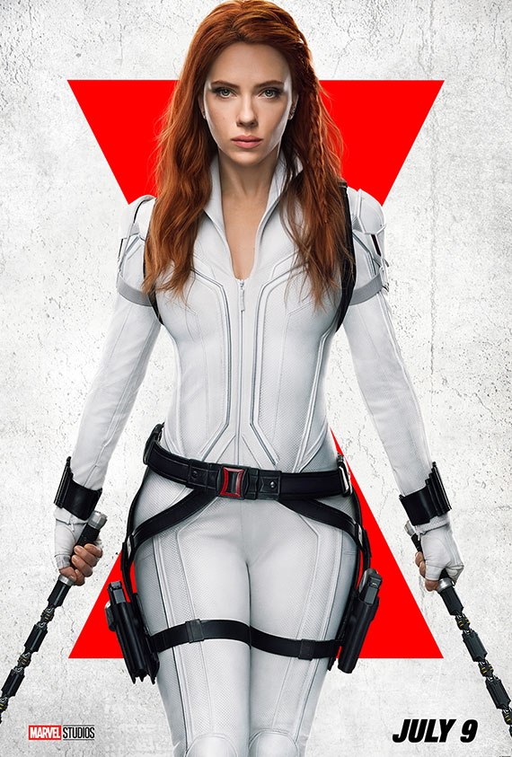 Black Widow poster image