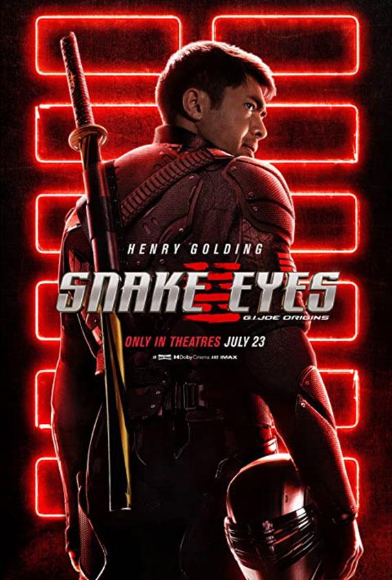 Snake Eyes poster image