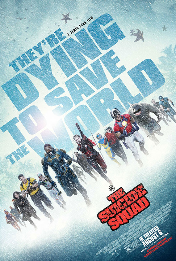 Suicide Squad, The (2021) poster image