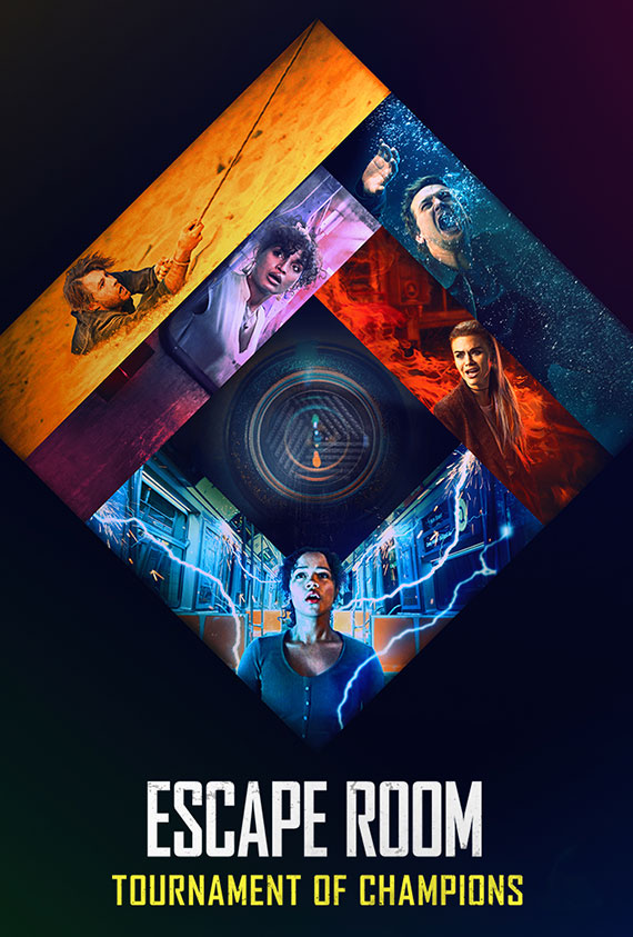 Escape Room: Tournament of Champions poster image