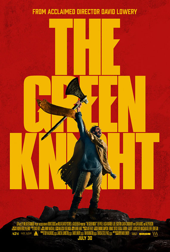 Green Knight, The poster image