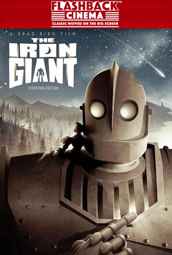 Iron Giant poster image