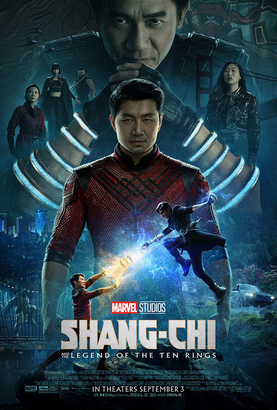 Shang-Chi and the Legend of the Ten Rings poster image