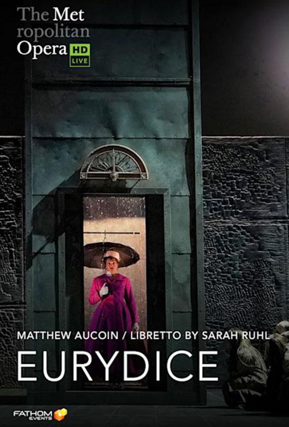 Met Opera: Eurydice poster image