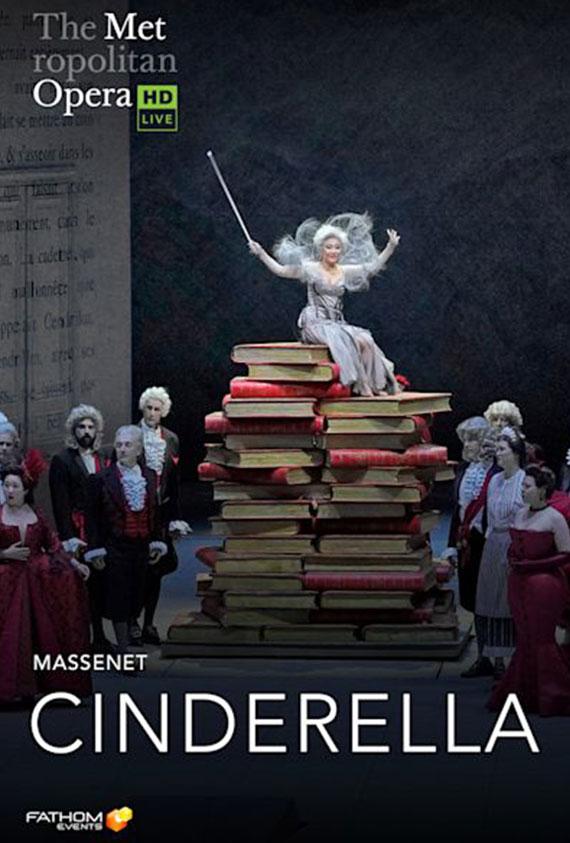 Met Opera: Cinderella poster image